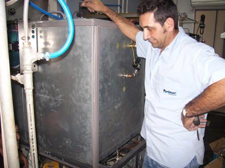 Manutenção de Autoclave