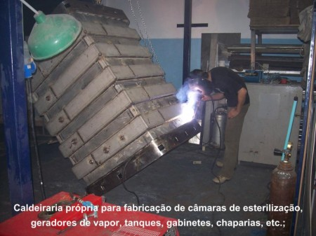 Restauração e Fabricação de Peças de Reposição